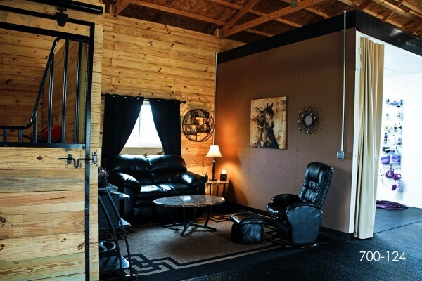 equine living spaces